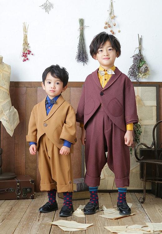 七五三男の子衣装