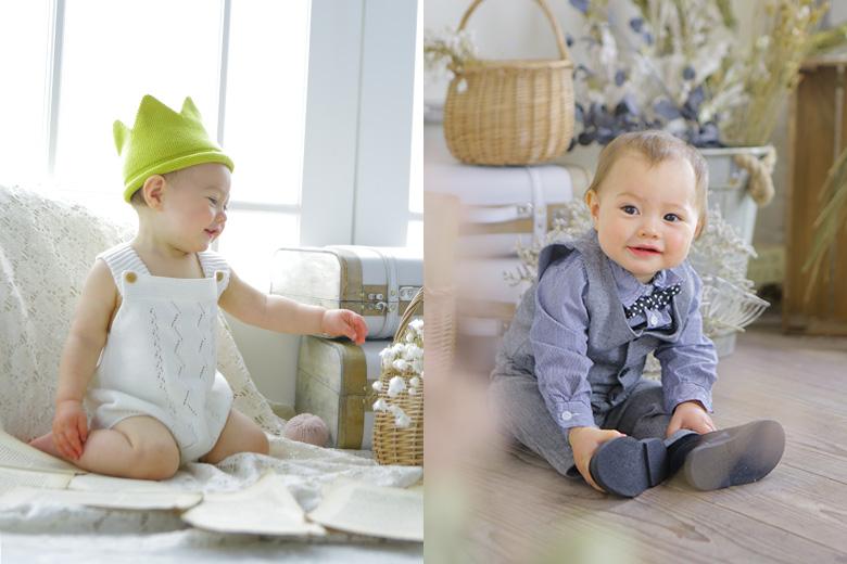 1歳男の子衣装
