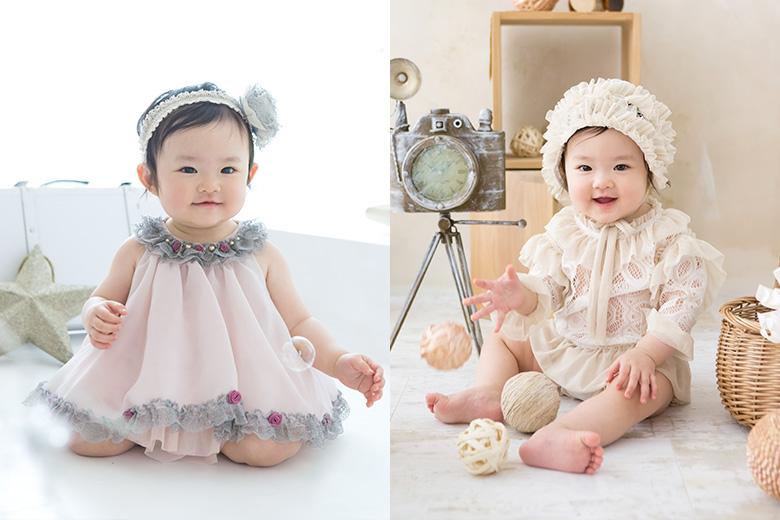 1歳女の子衣装
