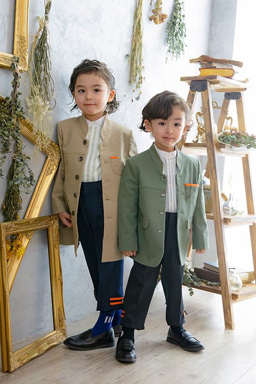 3歳スーツ